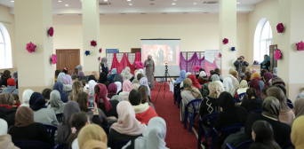 Представниці посольств Індонезії і Малайзії високо оцінили проведений організацією «Мар'ям» захід до Дня хіджабу