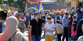 Свято у квадраті: Ід аль-Фітр (Ураза-байрам) і 20-річчя Всеукраїнської асоціації «Альраід»