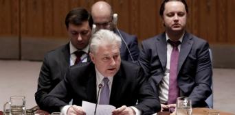 Украина принципиально поддержала проект резолюции Совбеза ООН по Иерусалиму