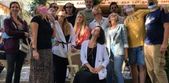 ©️Укрінформ: Учасники унікального мистецького проєкту «Istanbul Artist Residency»