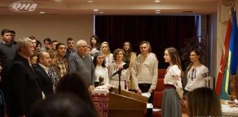 В Анкарі звучали вірші Шевченка