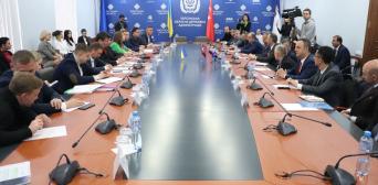 ©Херсонская ОГА: 05.11.2019, подписание соглашения о сотрудничестве между Херсоном и турецкой провинцией Зонгулдак