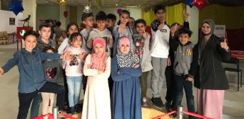 ©️ ІКЦ ім. Мухаммада Асада: Юні мусульмани завершили канікули екскурсією в інтерактивний музей цікавої науки й техніки «Еврика»