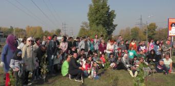 Мусульмане дарят «легким» украинской столице новые «альвеолы»