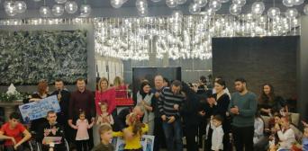 Винницкие мусульмане — среди партнеров праздничного вечера для особенных деток