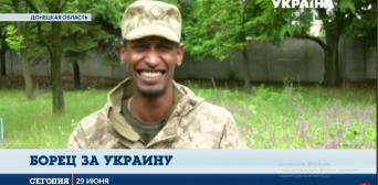 Суданец Ахмед Абдулразик — защитник Украины