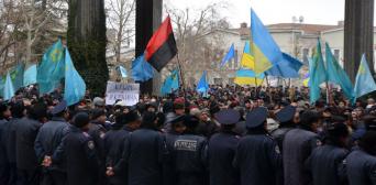 26 лютого - День Опору Криму російській окупації