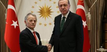 Эрдоган передал Путину список на освобождение крымских политзаключенных