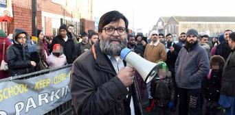 Британські мусульмани протестують проти уроків ЛГБТ у школах Бірмінгема