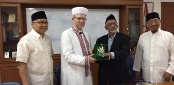"RAMU ""Umma"" Building Connections With Indonesian Muslim Organisations"