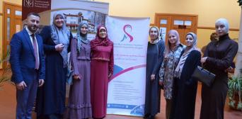 Киевские мусульманки приняли участие в «круглом столе» «Роль женщины в сохранении религиозной идентичности»