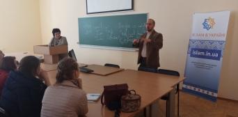 Студенти Могилянки дізнавалися про вплив арабської мови та мистецтва на світову культуру