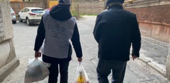 Исламский культурный центр Днепра, кампания «Единое тело»: доставка бесплатной продуктовой помощи нуждающимся