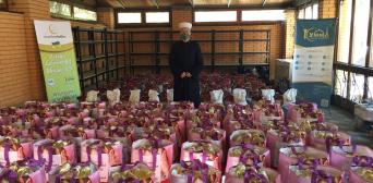 ©Саид Исмагилов/фейсбук: 22.04.20. ДУМУ «Умма» накануне Рамадана обеспечило продуктами питания нуждающихс