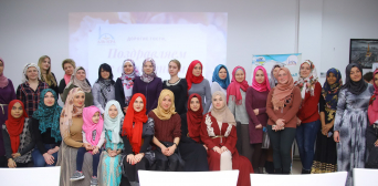 Hijab as a reflection of the woman inwardness and a symbol of dignity: World Hijab Day in Vinnytsia