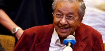 Махатхир Мохамад станет самым старшим лидером в мире