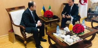 Алжир и Украина: сотрудничество в культурно-гуманитарной сфере, в области здравоохранения, молодежи и спорта