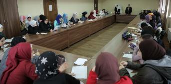 Ліга мусульманок України провела семінар для дівчат-підлітків