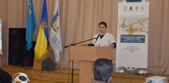 Про співпрацю Агатангела Кримського та Ісмаїла Гаспринського — доповідь на Міжнародній конференції в Києві