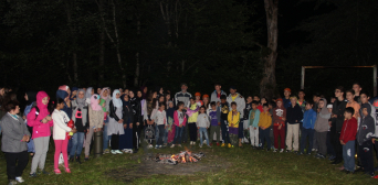 Bright Impressions and Eventful Vacation of Young Ukrainian Muslims in Yaremche