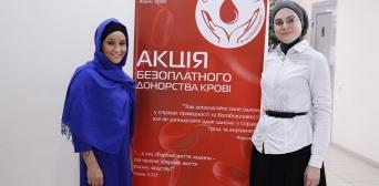 Київський міський центр крові висловлює подяку мусульманам за кров