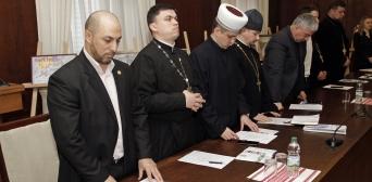 Посол миру Тарік Сархан — серед організаторів Конференції «За мир» у Києві