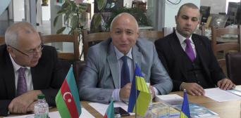 Эксперт Госкомитета Азербайджана по работе с диаспорой провел встречу в Раде азербайджанцев Украины