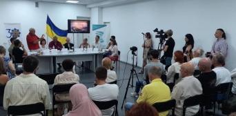 Глава ЛГУ - участница дискуссии «Пульс украинской независимости»