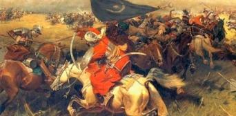 Про план спільного походу еміра Тимура й султана Баязида на землі України