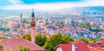 В Анкаре появятся Украинский парк и улица Агатангела Крымского