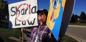Учасниця антиісламської акції просить вибачення у мусульман