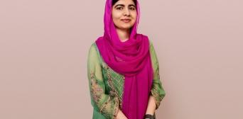 © ️ Apple: Пакистанская правозащитница, лавреатка Нобелевской премии мира Юсуфзай