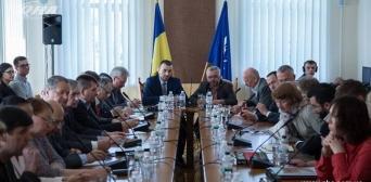 Робота над внесенням змін до Конституції щодо статусу Криму стартувала