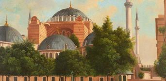 Айя-София во времена Османской империи