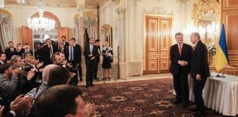 В лице Президента Эрдогана мы имеем надежного друга и партнера для Украины, — Петр Порошенко