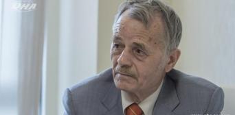 Мустафа Джемилев награжден медалью «За служение демократии»