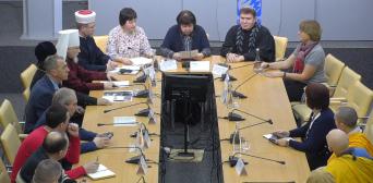Саід Ісмагілов: Всеукраїнська рада релігійних об'єднань є найширшим форматом міжрелігійного діалогу в Україні