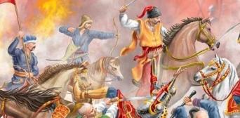 Золотая Орда и Украина