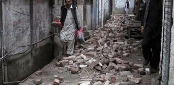 Україна висловлює співчуття Пакистану у зв'язку із загибеллю людей під час землетрусу