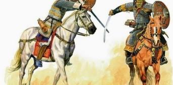 Битва мамлюков с монголами