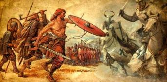 Битва прусів з хрестоносцями