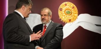 Рефата Чубарова нагороджено орденом Свободи