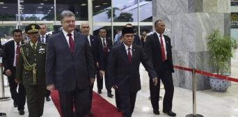 Індонезія підтримує територіальну цілісність України