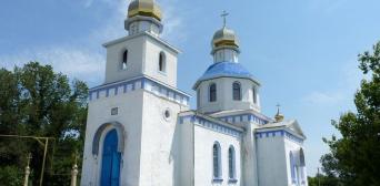 Церковь постороенная на месте мечети