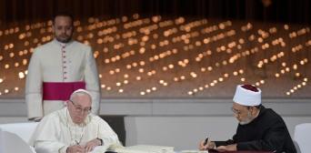 Диалог с мусульманами Папа Римский считает одной из своих главных задач