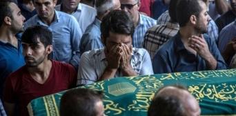 Мои мысли — с жертвами и их семьями, — Президент Украины о теракте в Газиантепе