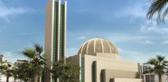 Мусульманин подарил Оману проект Hi-Tech мечети
