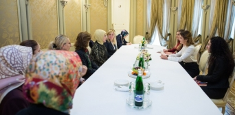 Марина Порошенко и Эмине Эрдоган будут поддерживать детей крымских татар-переселенцев