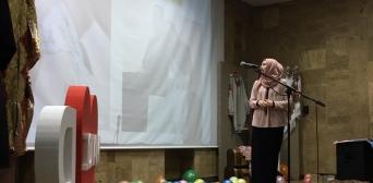 В історичному музеї Кам'янського відбувся присвячений хіджабу захід