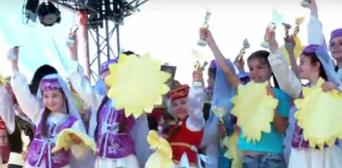 На фестивалі «Ми — діти твої, Україно» виступав «Кирим айлесі»